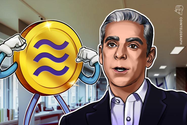 仮想通貨リブラのボス、「ビットコインは通貨だと思わない」【ニュース】