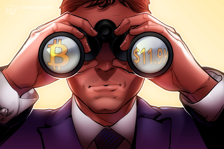 Bitcoin Price Posts Strong Weekly, Monthly Closes — Traders Eye $11.9K