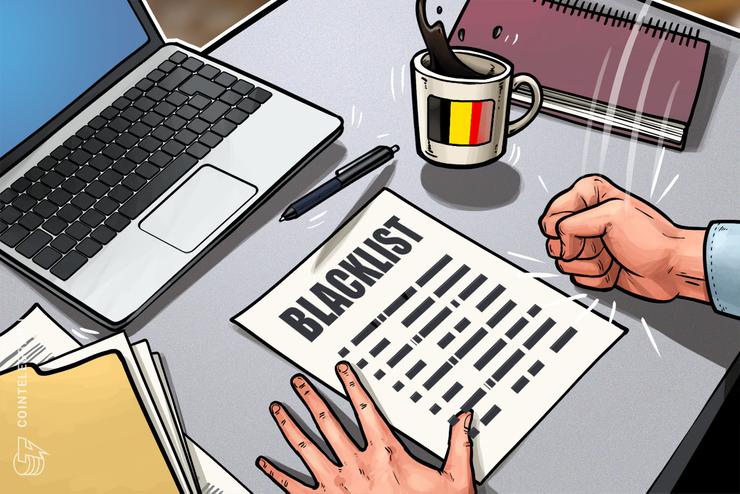 """Belgische Finanzaufsicht fügt 9 betrügerische Krypto-Projekte ihrer """"Schwarzen Liste"""" hinzu"""