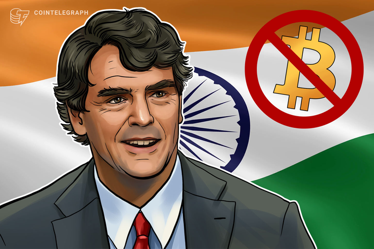 Bitcoin Ban Means India Will Get More Corrupt Under Modi — Tim Draper