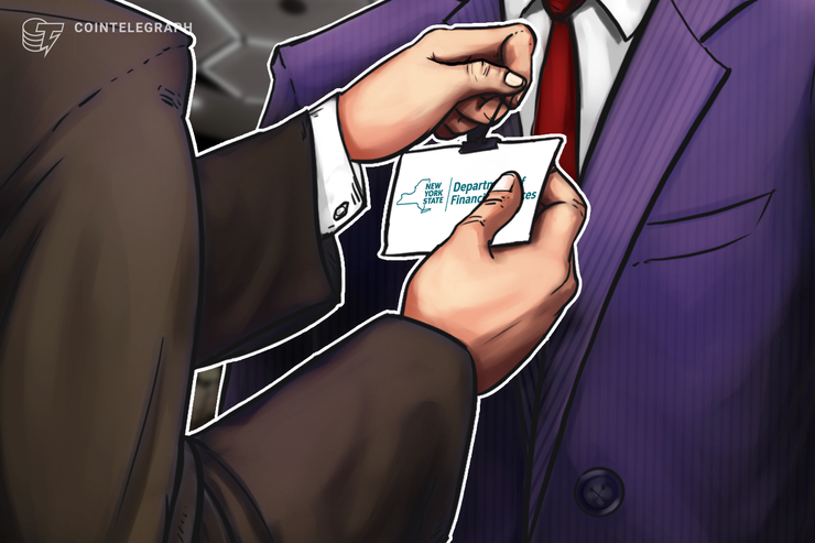 El regulador financiero del estado de Nueva York contrata especialista en criptomonedas y blockchain