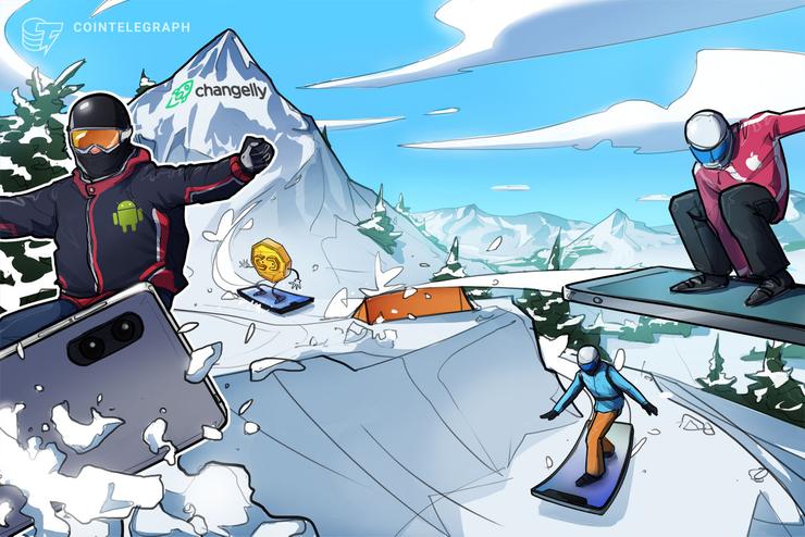 Bekannte Krypto-Swap-Plattform enhüllt Apps für Android und iOS