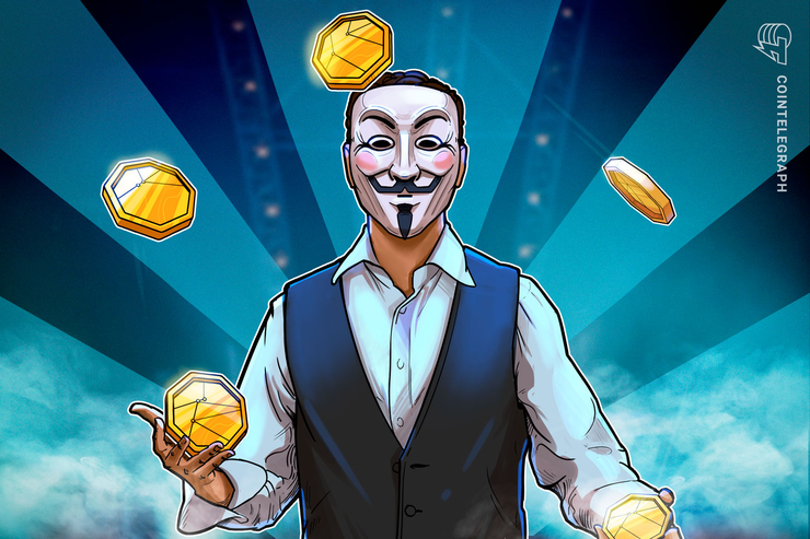 'Unknown Fund' to Donate $75M in Bitcoin to Crypto, Anonymity-Focused Startups