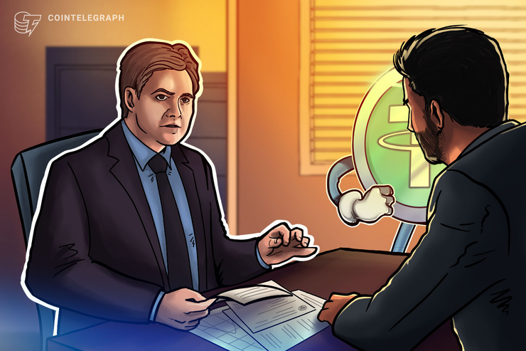 Tether apoya la defensa de Peter McCormack contra Craig Wright