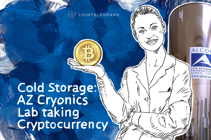 Cold Storage: AZ Cryonics Lab taking Cryptocurrency