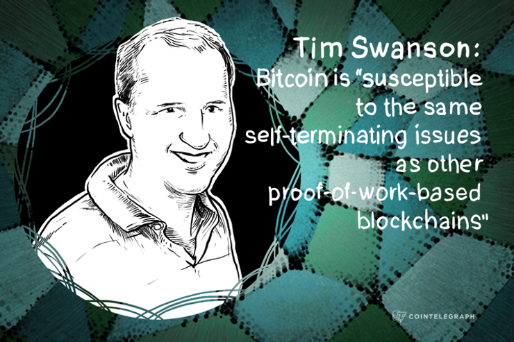 Tim Swanson on Crypto 2.0 in China, 'Bad Apples' and the Future of Bitcoin