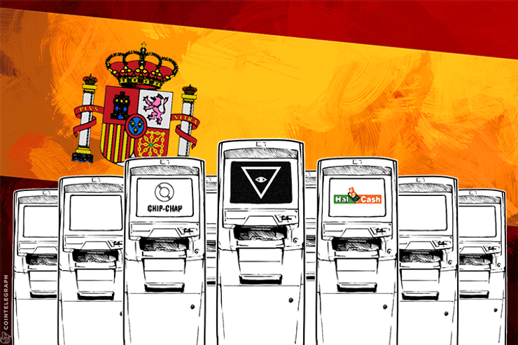 Latest DarkWallet Release Enables cash Withdrawals from Thousands of Spanish ATM's