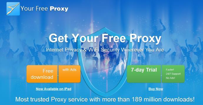 YourFreeProxy secretly mining Bitcoins on users' computers