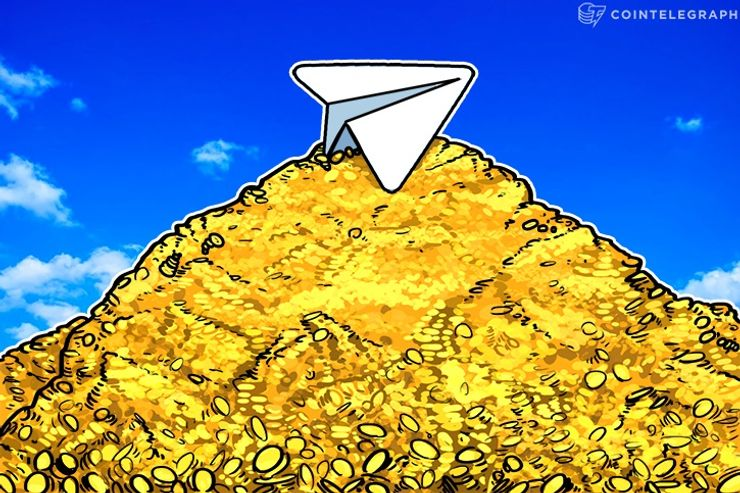 Telegram $500 Mln Pre-ICO Aims To Be Largest Ever