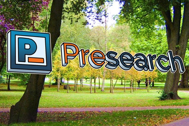 Presearch, The Decentralized Search Engine Announces Crowdsale