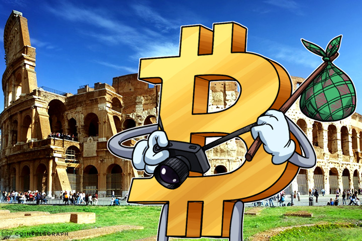 La Dolce Vita in Bitcoin: Cryptocurrencies Around the World, Italy