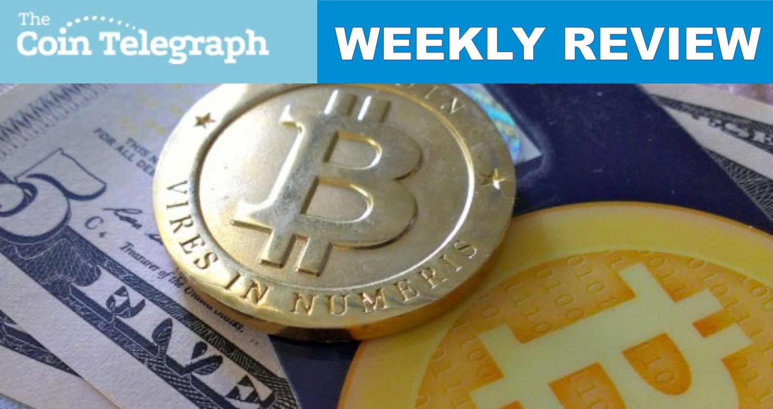 Cointelegraph Weekly Review – December-1