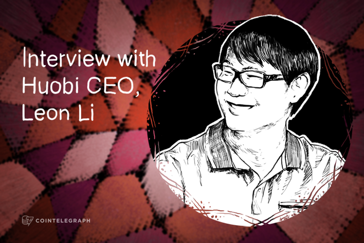 "Huobi CEO: ""In the Bitcoin Industry, Centralization and Decentralization will complement Each Other"""