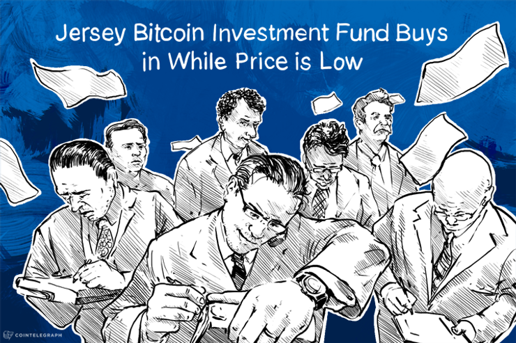 Jersey Bitcoin Investment Fund Buys in While Price is Low