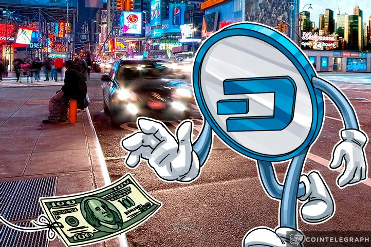 Dash Shock Growth Sees Altcoin $100 Barrier Breached