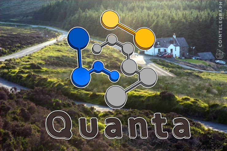 Quanta Granted World's First Blockchain Gaming Licence