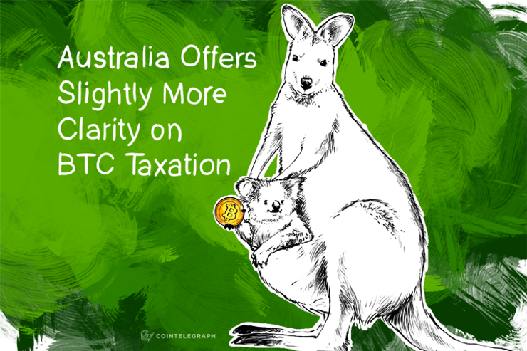 Australia Offers Slightly More Clarity on BTC Taxation