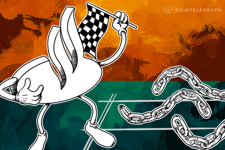 Santander Launches Blockchain Startup Competition