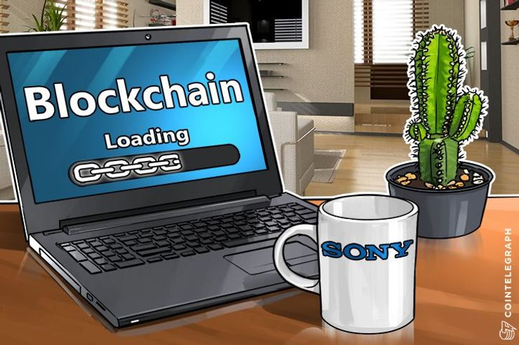 Sony Moves to Blockchain For Education Data