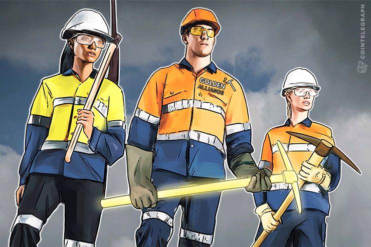 Consorcio Minero Internacional hace monedas de oro disponibles en ICO