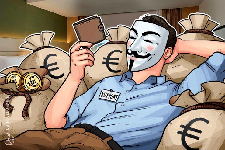 Österreich: Kryptogeld im Wert von 20.000 Euro gestohlen