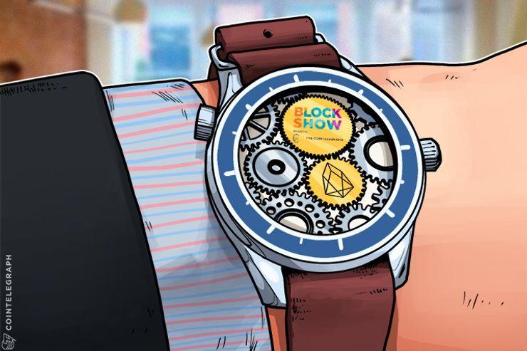 EOS a hablar DAC, tokens y cultura consciente impulsada por Blockchain en BlockShow Asia 2017