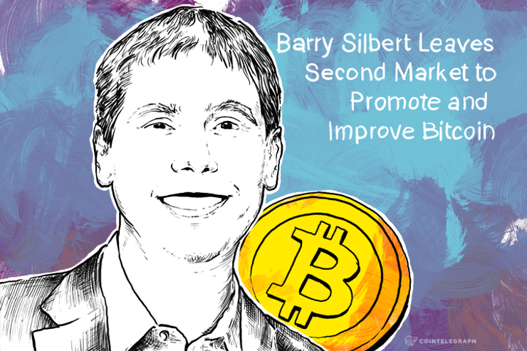 Barry Silbert Leaves Second Market to Promote and Improve Bitcoin