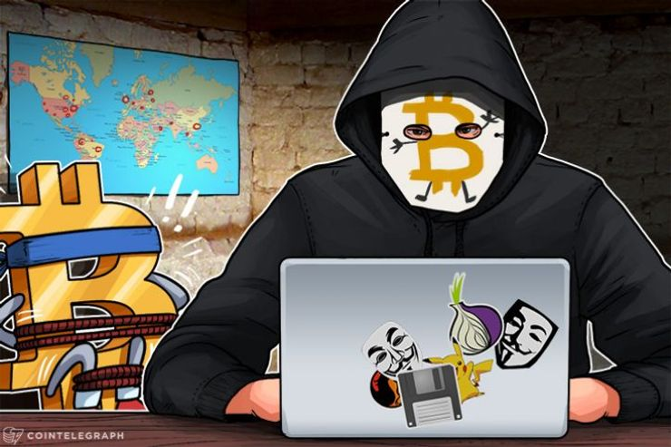 Ransom money tracked through