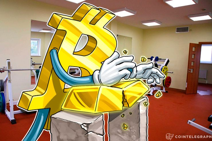Bitcoin Beats Other Assets, Aims for Gold