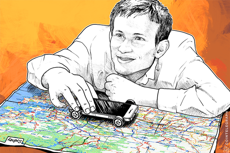 Vitalik Buterin to Audit La'Zooz Decentralized Ridesharing Project