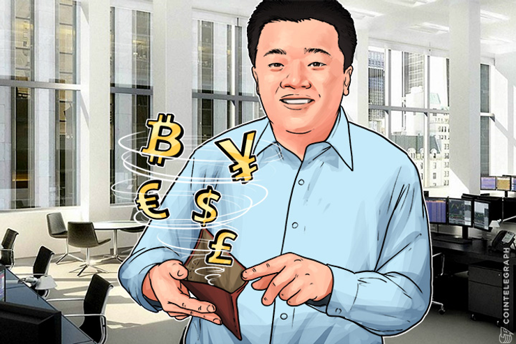 Bitcoin Price Down Four Percent As LocalBitcoins Volume Surges Amid PBoC Talks