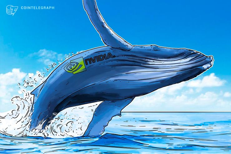 Nvidia CEO: Blockchain Will Stay 'For Long Time' Thanks To 'Low Friction' Cryptocurrency