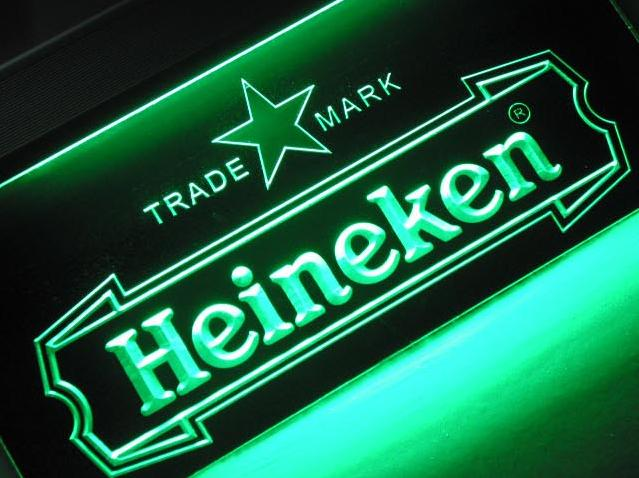 Heineken Teases Followers about Bitcoin Payments