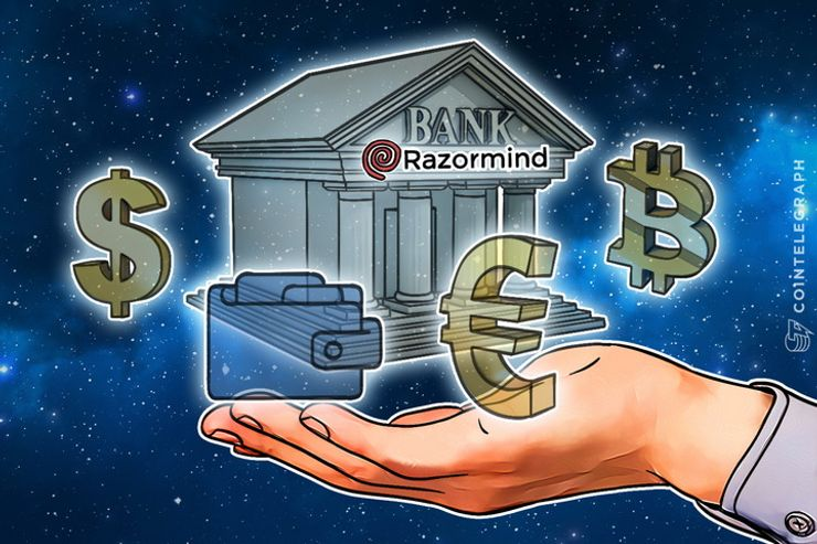 Razormind to Set Up Blockchain Banks in Europe, Invest in Bitcoin ATMs