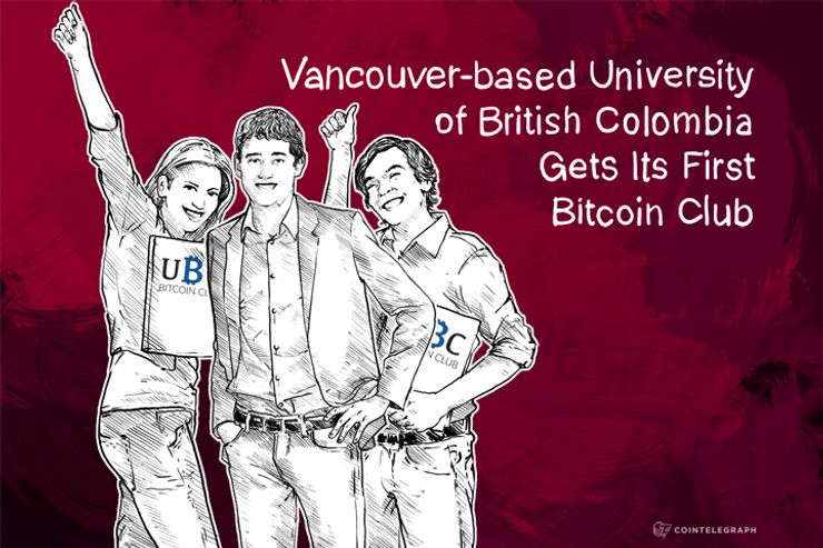 Vancouver-based University of British Colombia Gets Its First Bitcoin Club