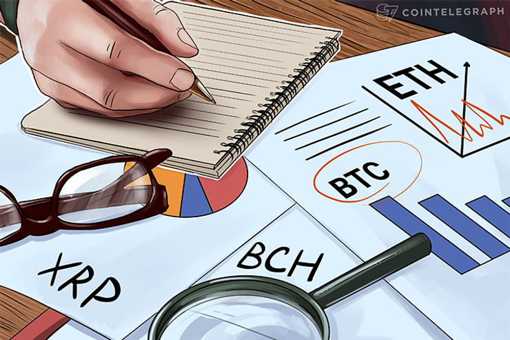 Bitcoin, Ethereum, Ripple, Bitcoin Cash: Price Analysis, August 13