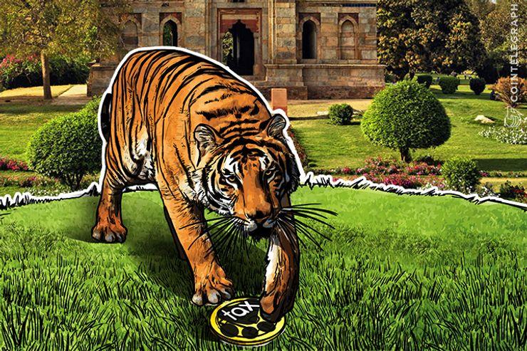 Bitcoin será Taxado como o Ouro na Índia