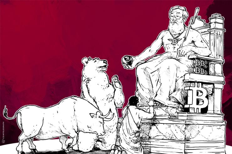 Bitcoin Analysis: Week of Jan 11 (Tough Times)