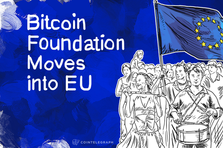 Bitcoin Foundation Moves into EU