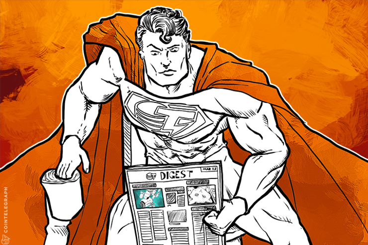 MAR 13 DIGEST: Garzik signs space deal, IBM working on Bitcoin rival