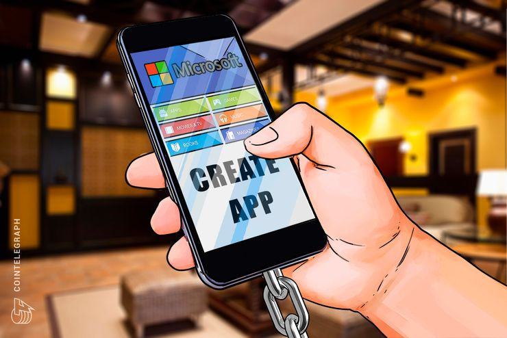 Microsoft Azure Launches Tool To Speed Up Blockchain-Based App Creation