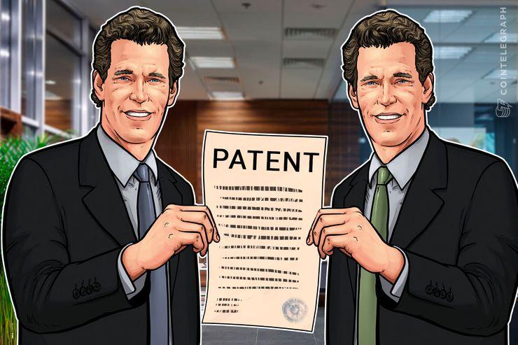 Irmãos Winklevoss recebem patente para sistema de segurança de transação digital