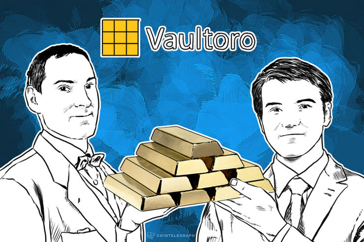 Vaultoro Launches Bitcoin Gold Exchange