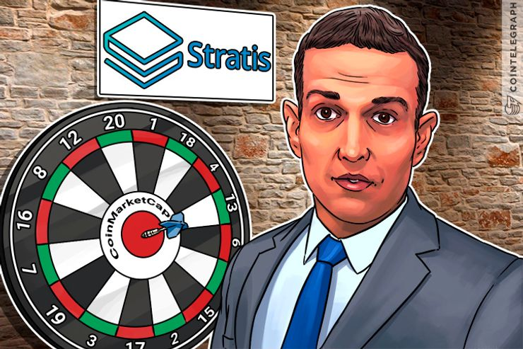 Stratis Hits $1 Billion Market Cap, Holders Optimistic