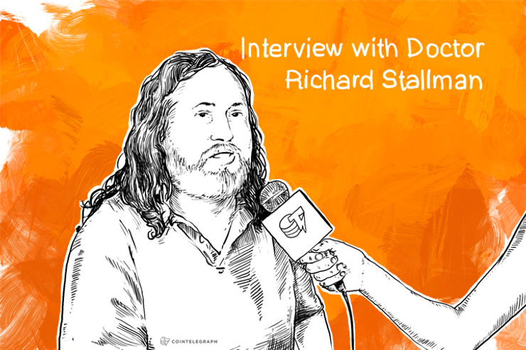 Interview with Dr. Richard Stallman