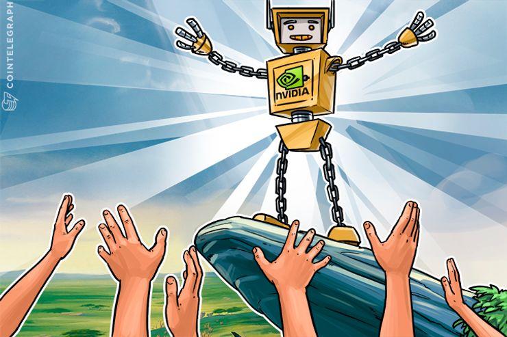 Increasing Demand for Blockchain Sets Nvidia Up for Big Profits