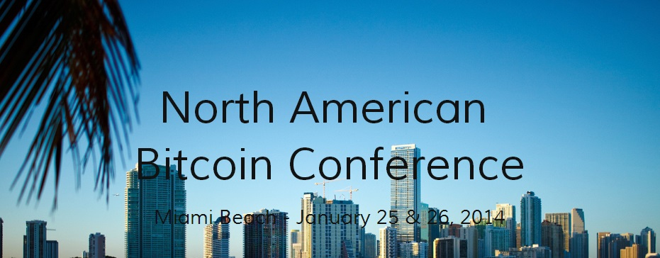 Time and Date Set for the North American Bitcoin Conference