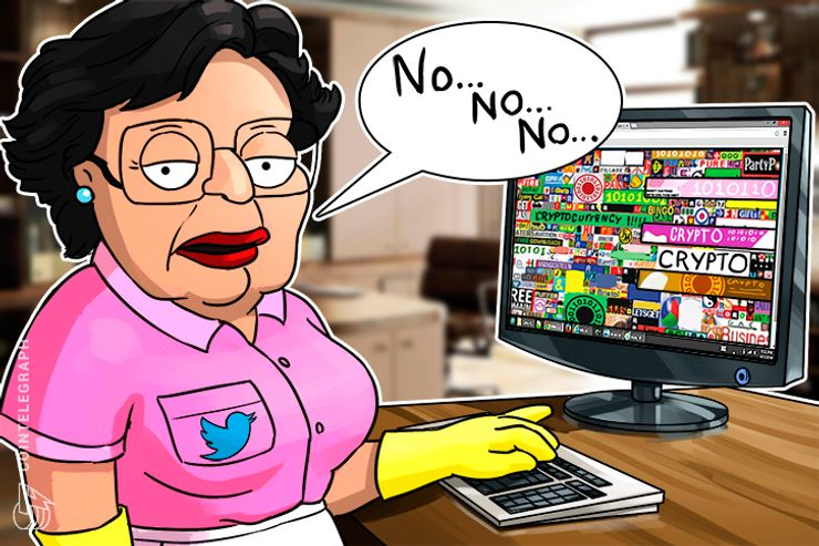 Unconfirmed Report: Twitter To Ban Crypto-Related Ads In Response To Regulation Concerns