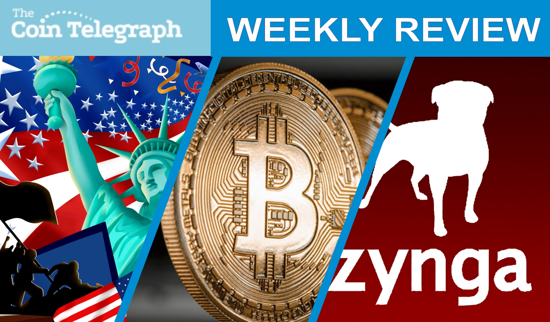 Cointelegraph Weekly Review (Jan.1-11)