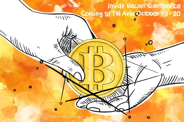 Inside Bitcoins Conference Coming to Tel Aviv October 19-20